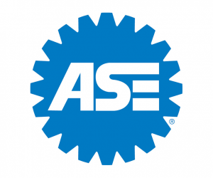 ASE Certified Badge