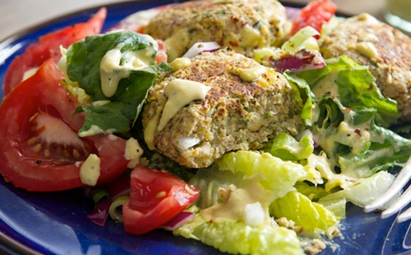 Falafel with a Twist