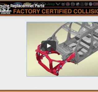 How aftermarket parts react when you are in an accident compared to Honda OEM parts
