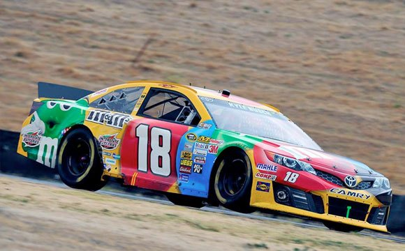Kyle Busch finally wins again at Watkins Glen