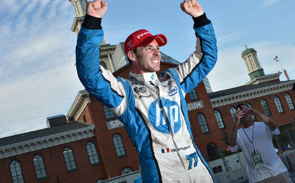 Pagenaud outlasts field to rule Baltimore streets