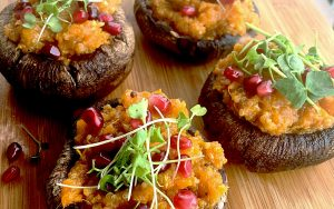 Roasted-Portobello-Mushrooms-with-Sweet-Potato
