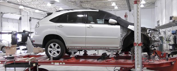 We are a full-service collision repair center, With safety and quality in mind, we can also help put your vehicle back on the road with minor repairs such as headlamps, bumpers, glass repairs, etc, to keep costs down.