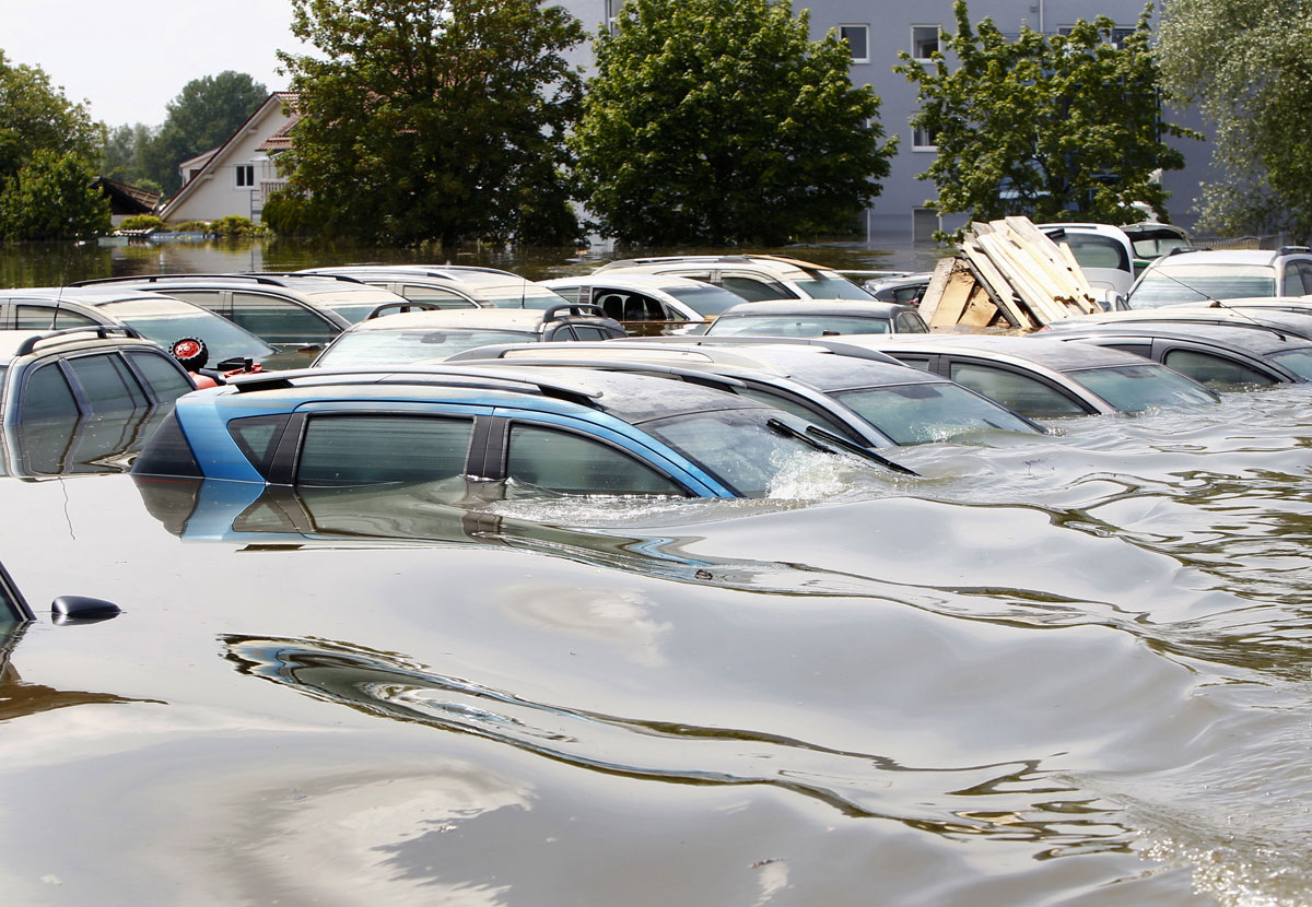 Flood and Water Damaged Vehicle Repairs | Southwest Collision and ...
