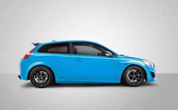 2013 Volvo C30 R-Design Polestar Limited Edition