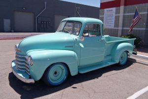 1952 Customized Chevy Stepside Truck