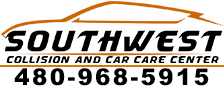 Certified Collision Repair Provider | Factory Certified Car Care Center – Southwest Collision