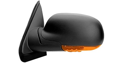 Rear View Of Side Mirror With Built-In Turn Signal Light CIPA Optic Glow Replacement Mirror The CIPA Optic Glow Replacement Mirrors are designed to add lighting on vehicles not originally equipped.
