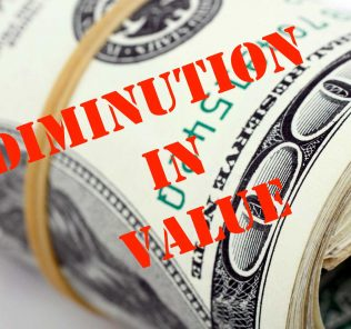 Diminution-in-Value