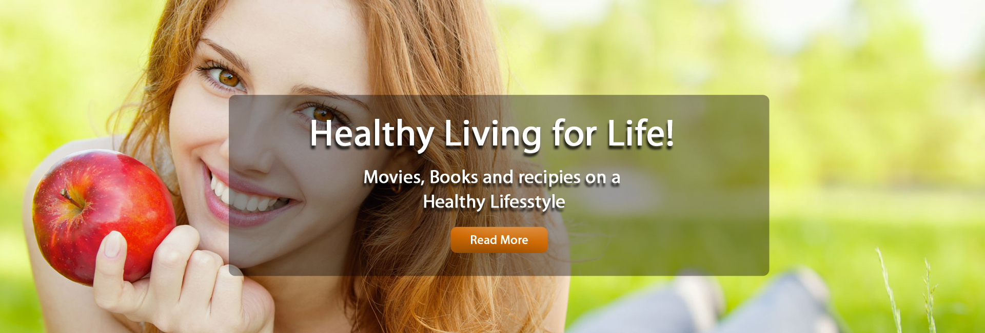 Healthy Living for life